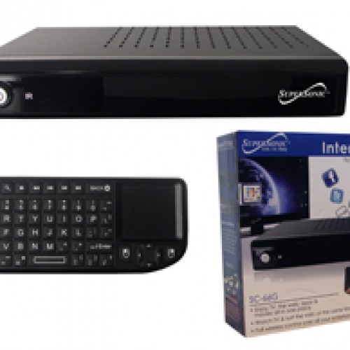 Supersonic, Inc. introduces a new Android powered set-top box