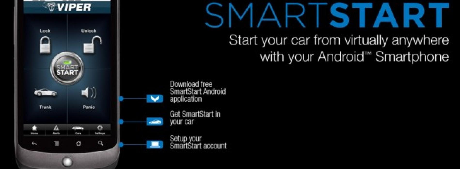 Viper SmartStart Announces Version 3.0 at CES