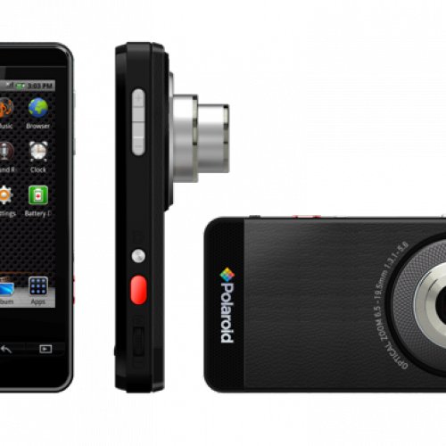 Polaroid Announces a Smart Camera Powered by Android!