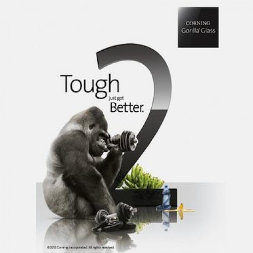 Corning to announce Gorilla Glass 2 at CES