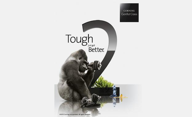 Gorilla Glass 2 Promo CES