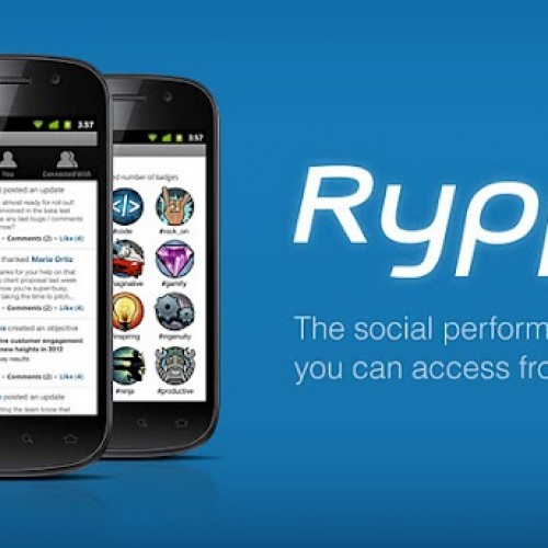 Rypple: a new social performance management app