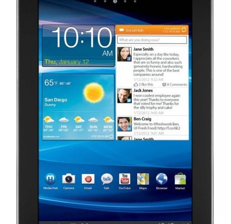 Samsung 7.7 Tab  Front_H4web