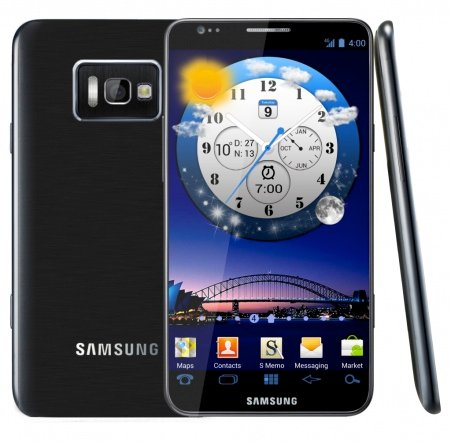 Samsung Galaxy S III Mockup Unofficial