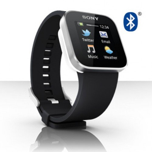 Sony Smartwatch to be Launched in Conjunction with Xperia S