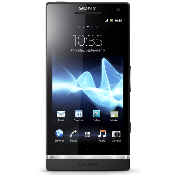 Sony Xperia S Android Orange UK