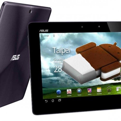 Android 4.0 ICS update now rolling out for ASUS Transformer Prime