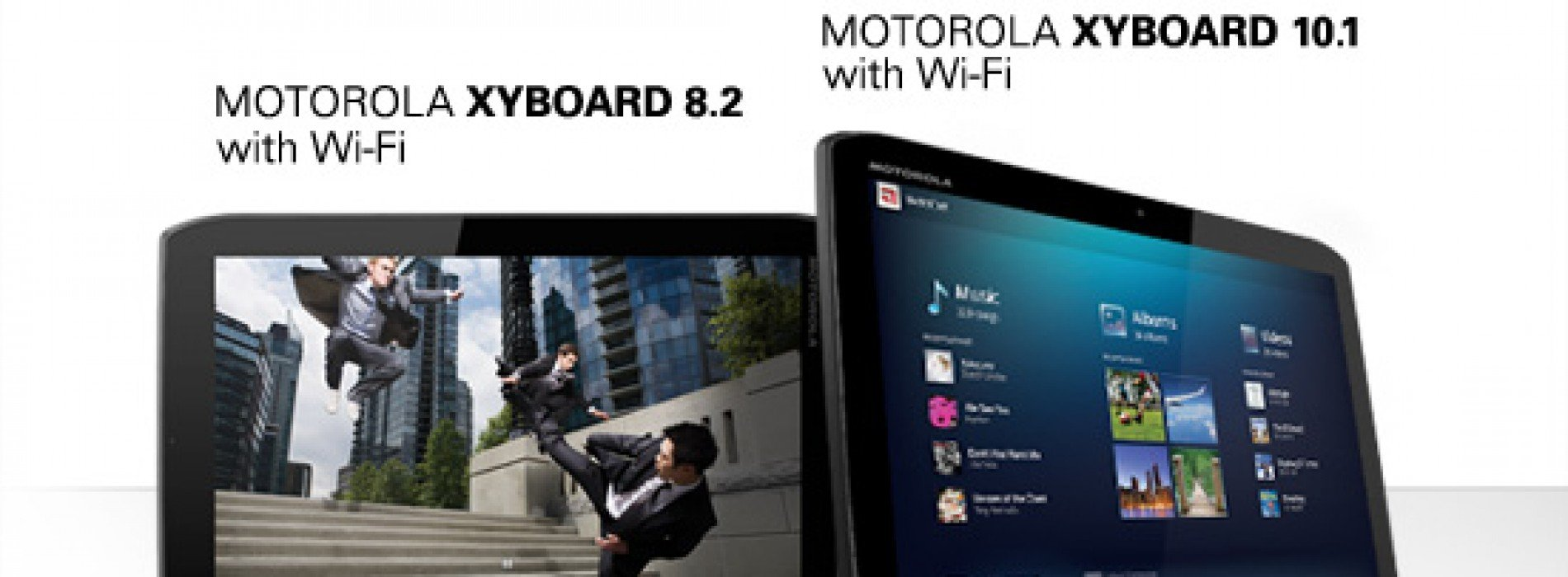 Motorola Opens Pre-Order for Wi-Fi only XYBoard