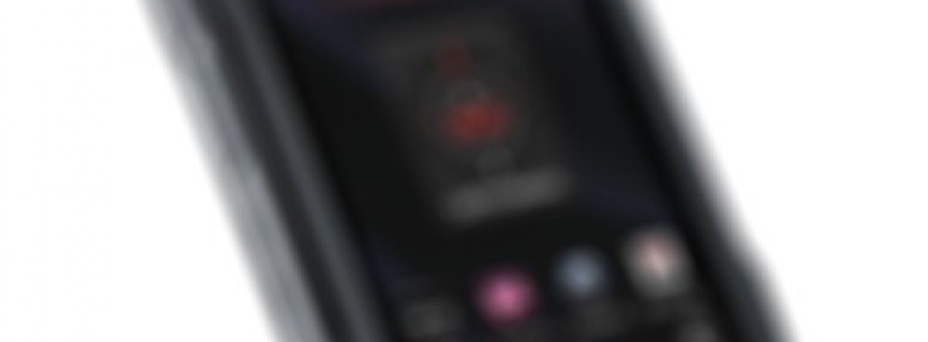 A Blurred Vision of a New Casio Android Handset