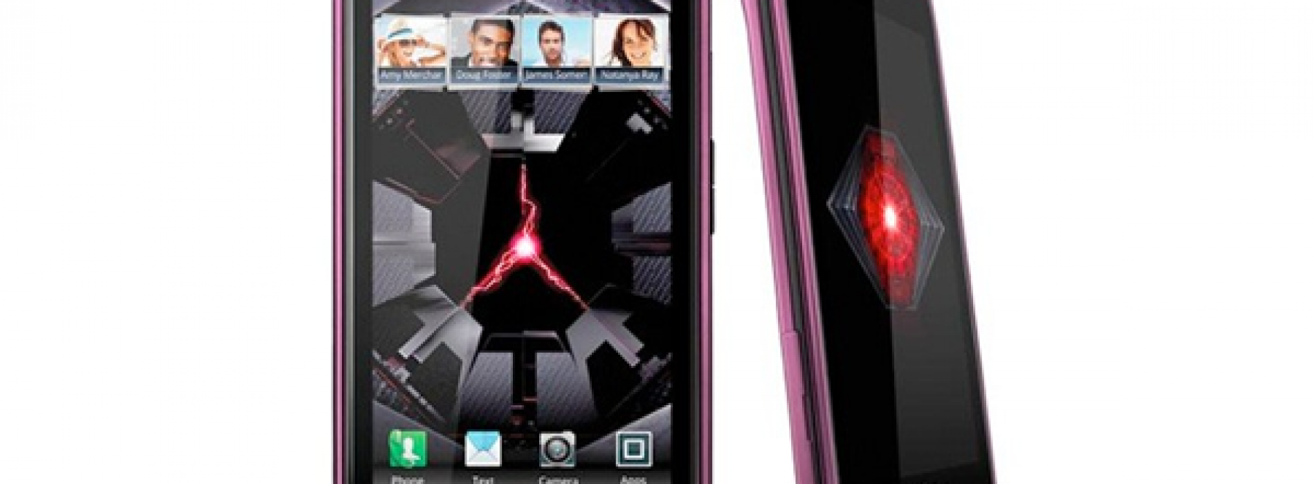 Verizon taps Purple Droid Razr with January 23 launch
