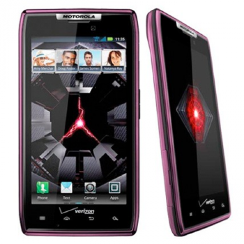 Verizon taps Purple Droid Razr with January 23 launch
