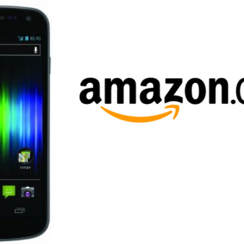 Amazon selling Galaxy Nexus for a cool $100