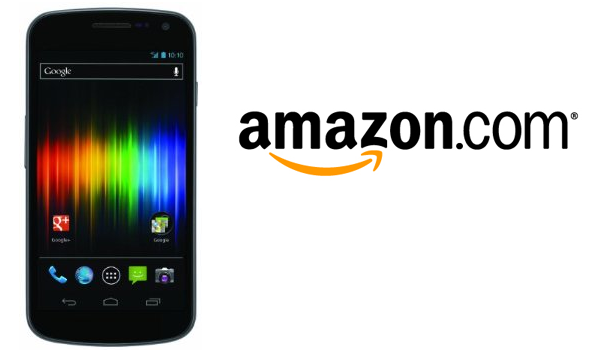 Galaxy Nexus Amazon Feature