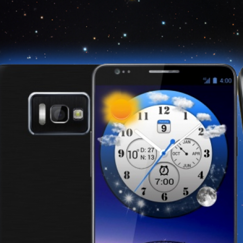 Samsung Galaxy S III reportedly on track for April release