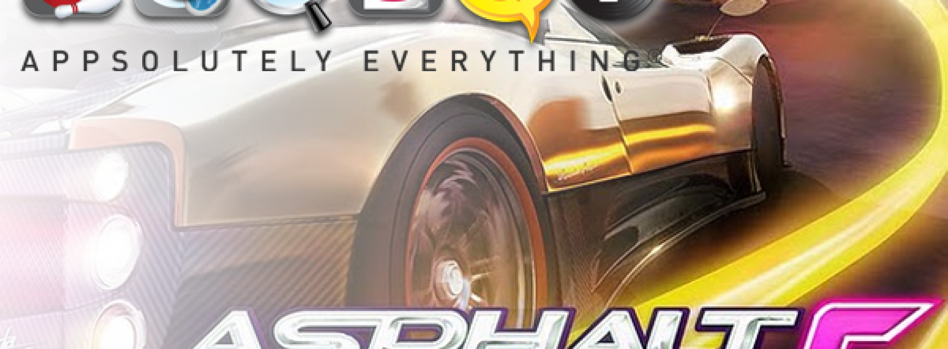Gameloft releases Asphalt 6 as free app in GetJar Gold program