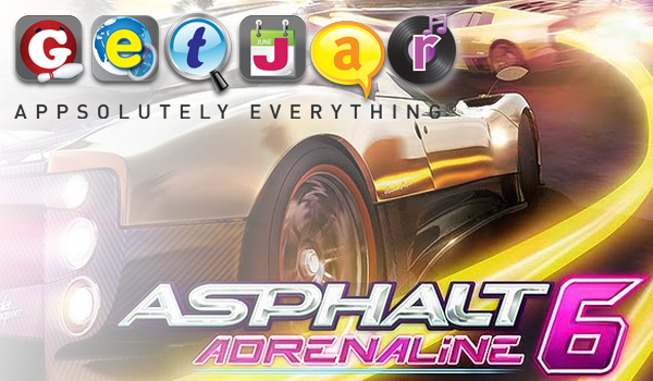 Getjard Gold Asphalt 6 Feature