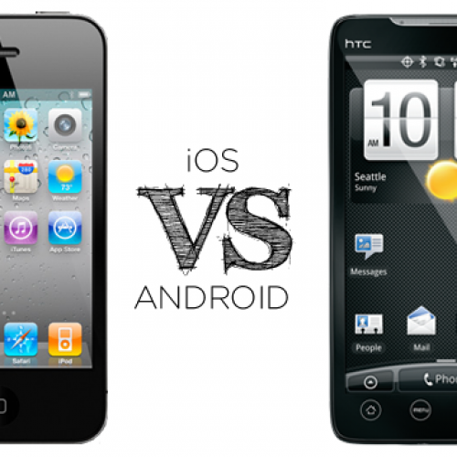 """Android vs iPhone"" where are they now?"
