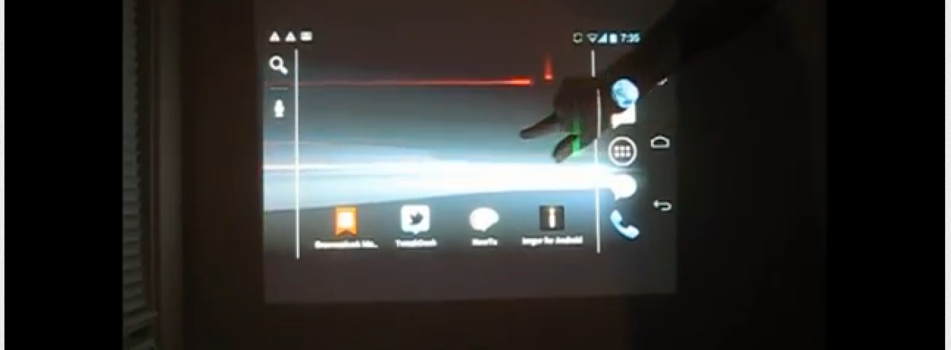 [Video] Kinect hacked to work on Android, includes proof of concept