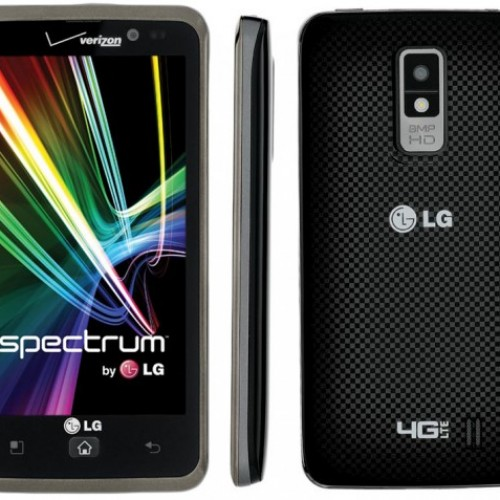 Introducing the Spectrum by Verizon Wireless and LG Mobile