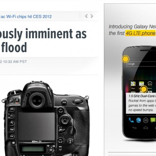 Sprint Samsung Galaxy Nexus pseudo confirmed through online ad, to come with LTE and a 1.5GHz CPU?