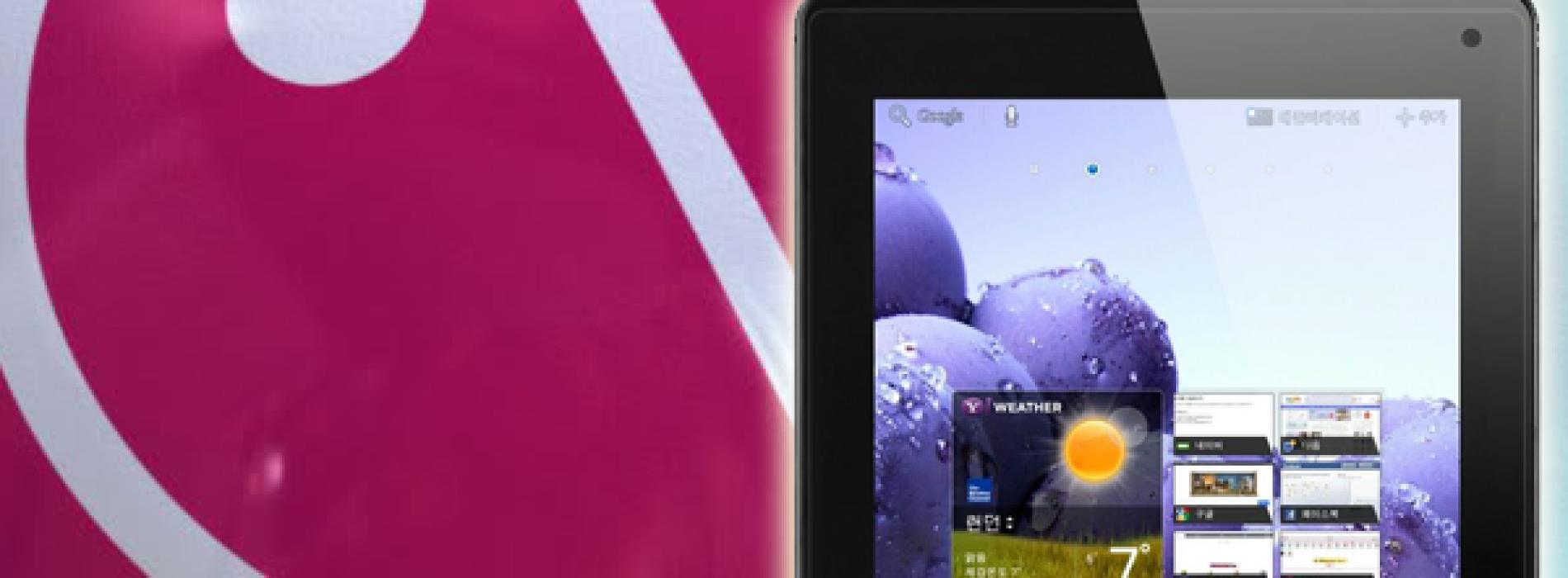 LG Intros Optimus Pad LTE