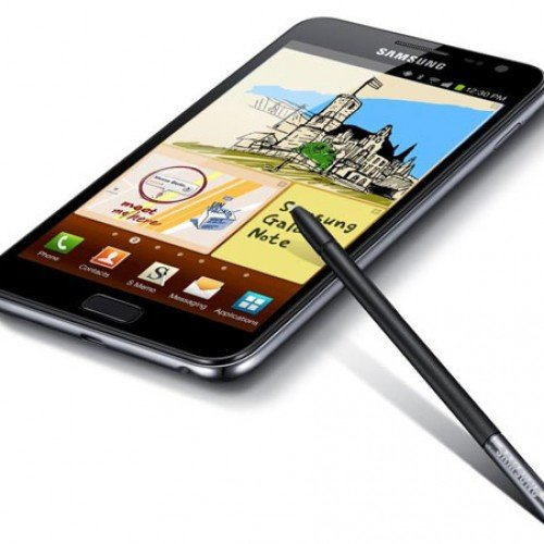 Samsung & AT&T Unveil the Galaxy Note with Two Color Options!