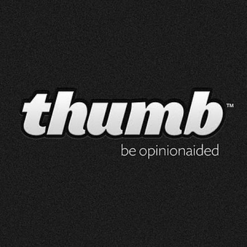 Solicit advice and opinions with Thumb