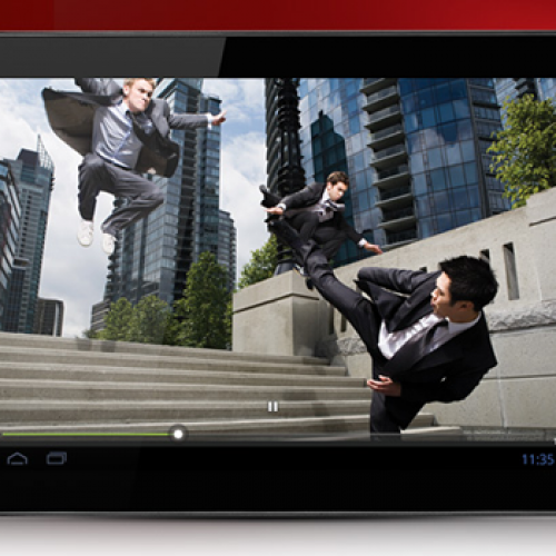 Wi-Fi versions of Droid XYBOARD tablets begin shipping