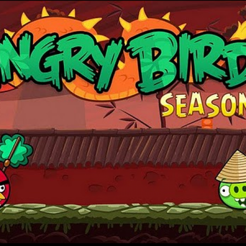 Angry Birds Seasons updated for Chinese New Year