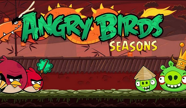 Year Of Dragon Angry Birds