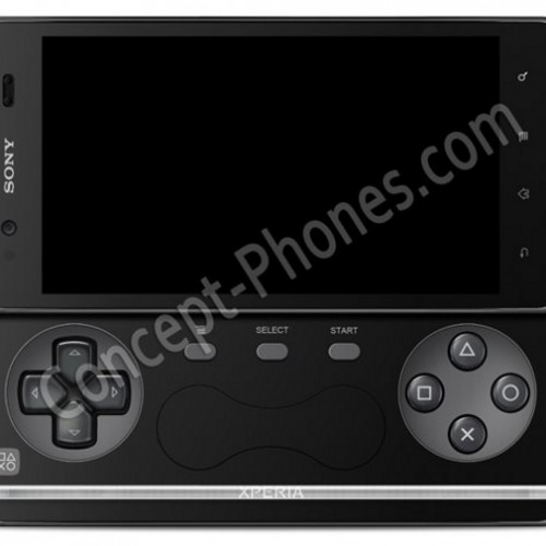 Is this the Xperia Play 2? Mobile gaming with a dual core CPU and HD display