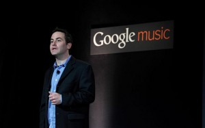 Google Music logo