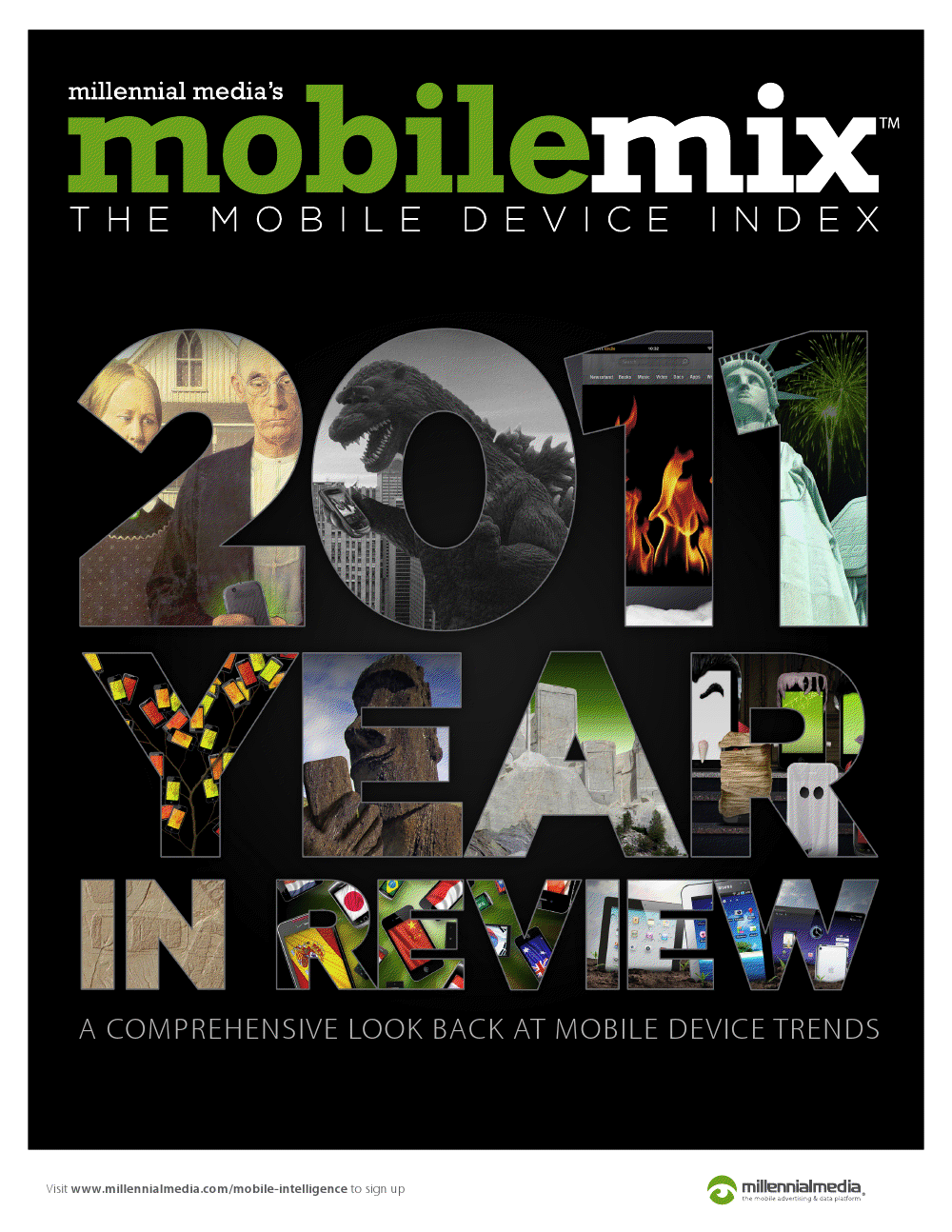 Mobile Mix Year in review