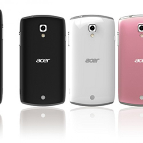 Acer to debut Liquid Glow handset at Mobile World Congress 2012, destined for UK this summer