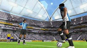Real Soccer screenshot