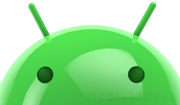 Android Eyeballs Close Feature