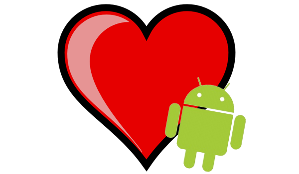 Android Heart Feature
