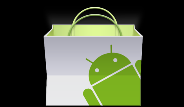 Android Market Bag Feature