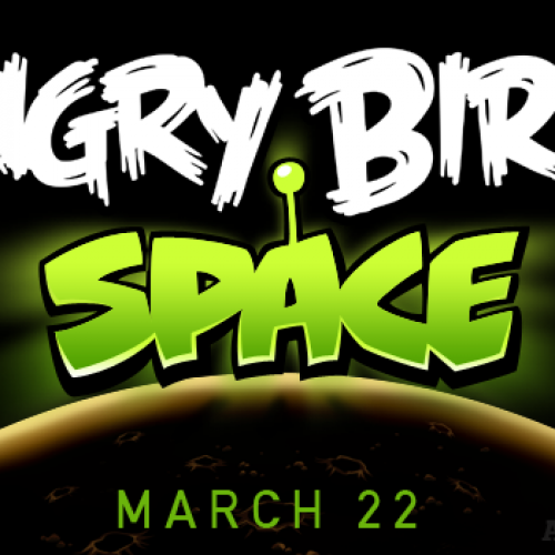 Rovio teases 'Angry Birds Space' for March 22