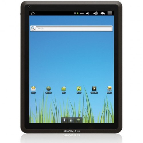 Archos Arnova 9 G2 tablet arrives in US for buyers on a budget
