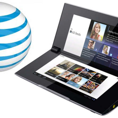 AT&T announces Sony Tablet P for March 4