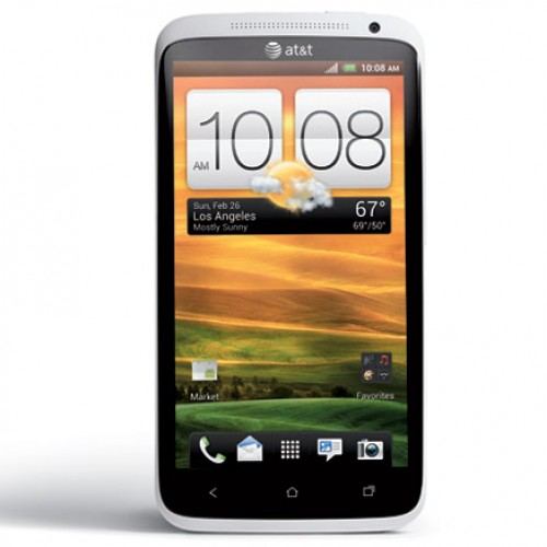 AT&T HTC One X benchmarked, results are surprising