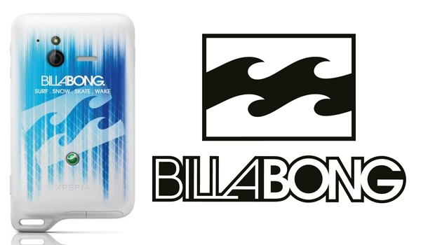 Billabong Xperia Active Feature