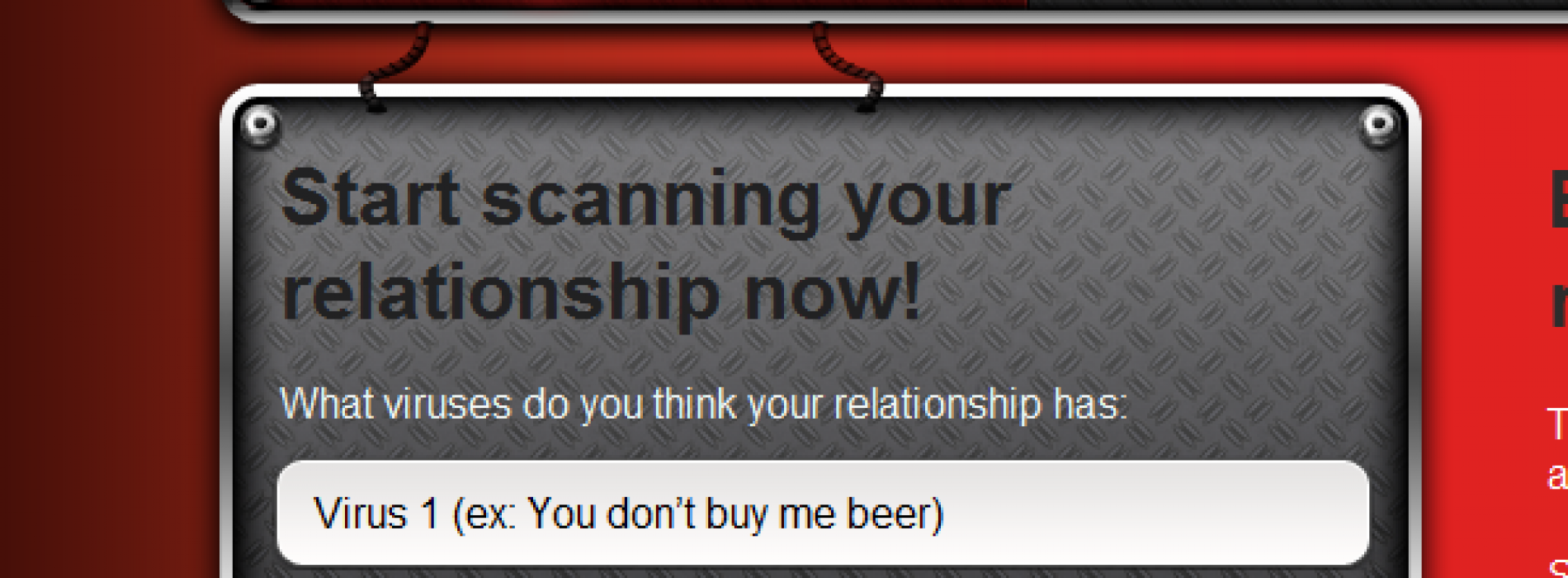 BitDefender Relationship Scanner: Keep your love life and Android free from virus