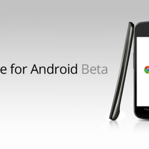 Chrome for Android to shed beta tag in matter of weeks