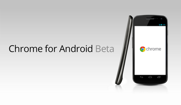 Chrome Beta Android Feature