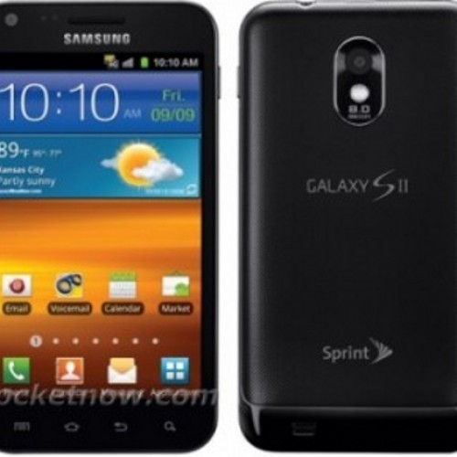 Spotted: First sign of Android 4.0 ICS coming to Sprint Epic 4G Touch