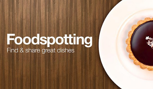 Foodspotting Logo Feature