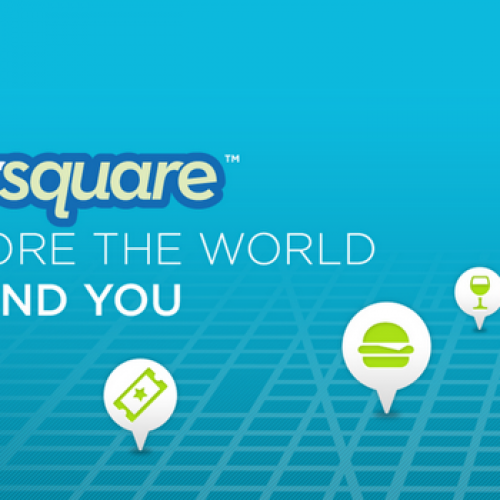 Foursquare for Android gets NFC support for check-ins