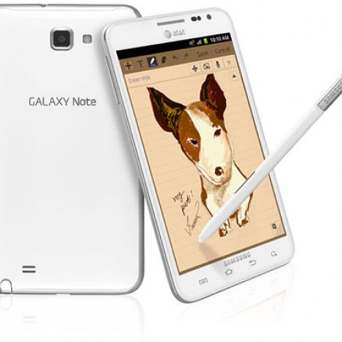 First generation Galaxy Note to get Android 4.1 in December